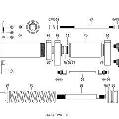 Machine Unit Parts
